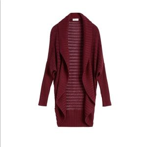 RD STYLE Warren Airy Knit Cocoon Cardigan